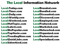 Localzz - The Local Information Network