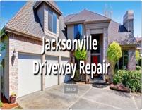Jacksonville Driveway Repair