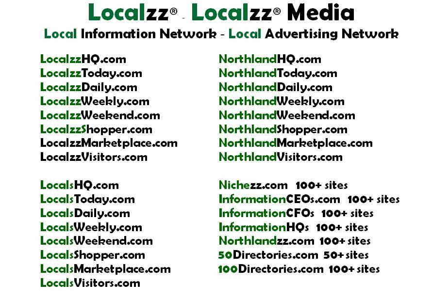 Localzz Media Core sites